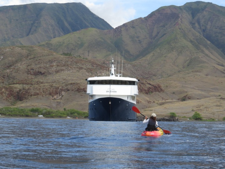 Kayaking in Hawaii