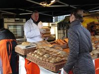 Food at Maastricht Market
