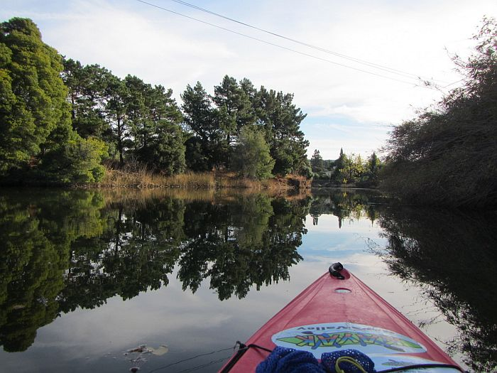 Kayak the Napa River