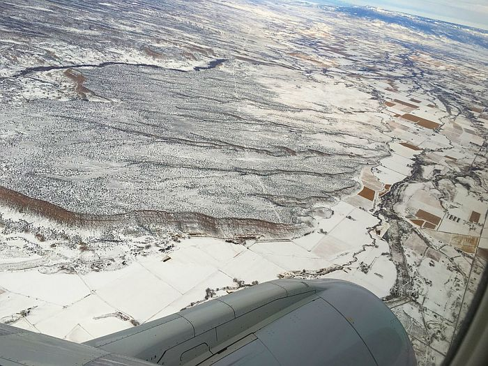 Flying to Telluride 3
