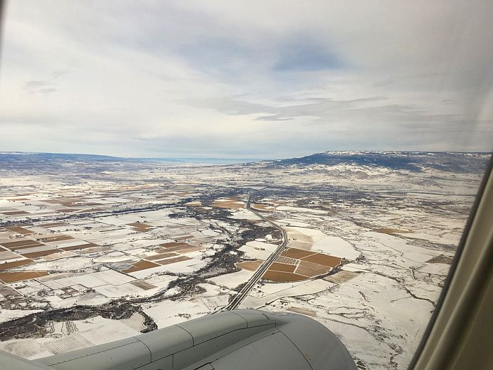 Flying to Telluride 4