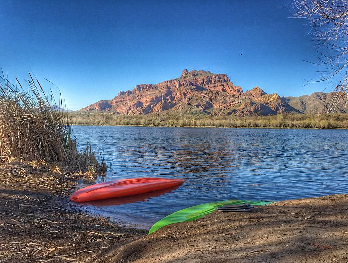 Lower Salt River activities