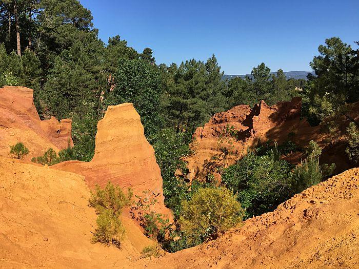 Roussillon Ochre Trail