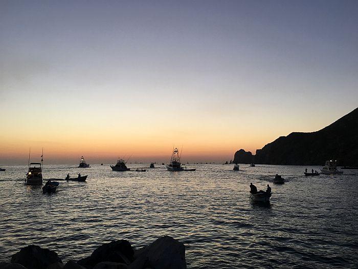 Sunrise Cabo San Lucas
