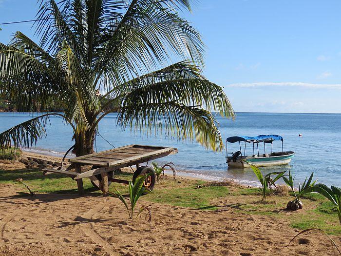 Little Corn Island Beach, Nicaragua