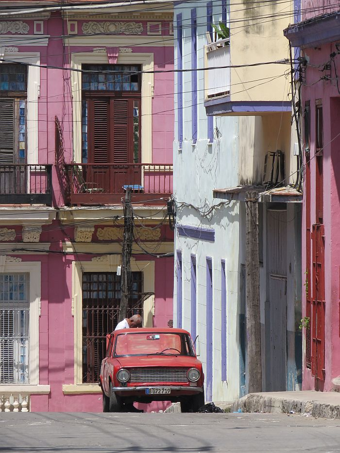 Havana city street