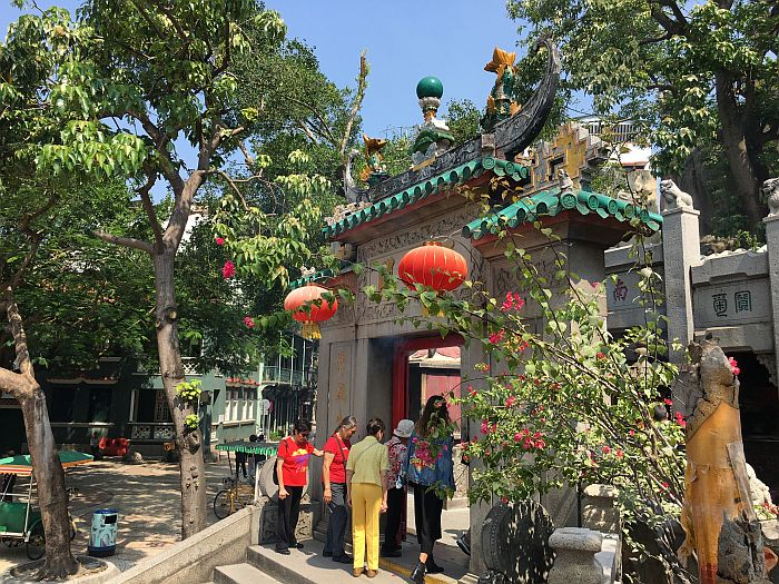 A-Ma Temple, Macao