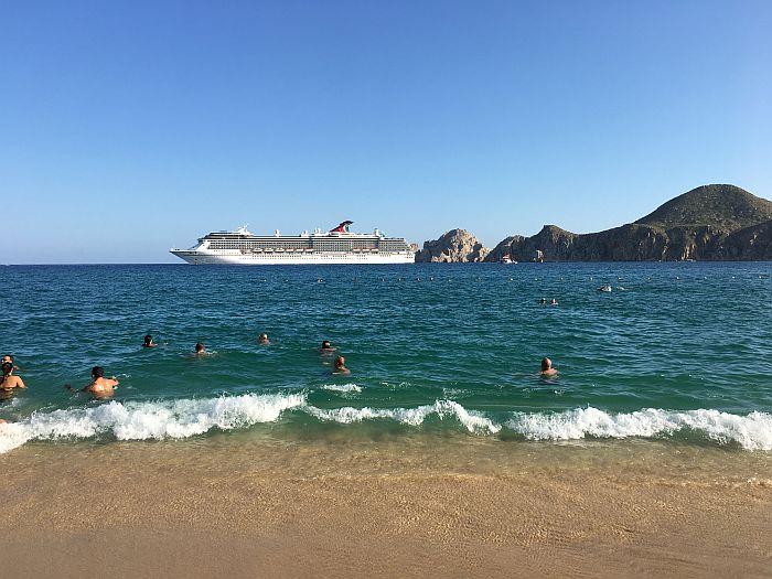 Cabo San Lucas, Medano Beach