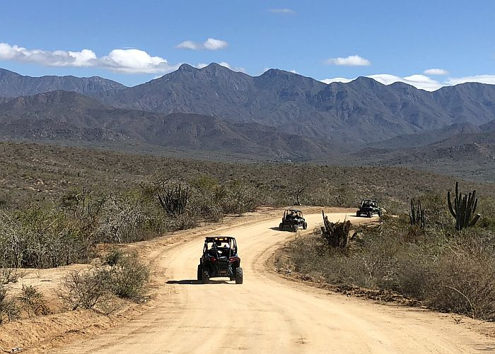 off-road adventures in Cabo San Lucas