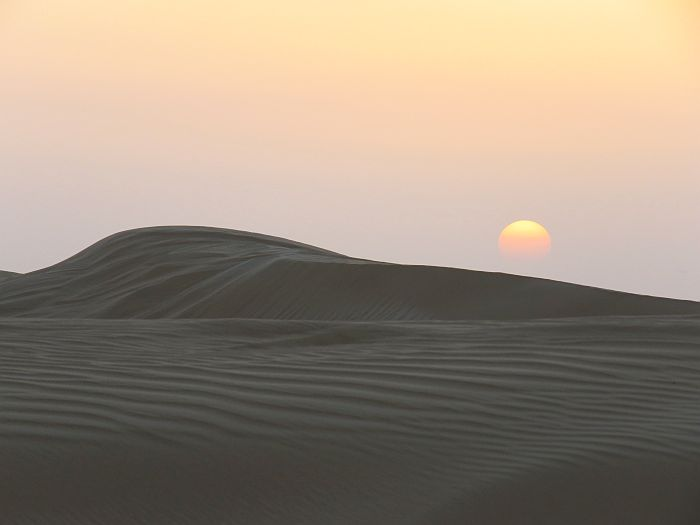 Dubai desert adventure