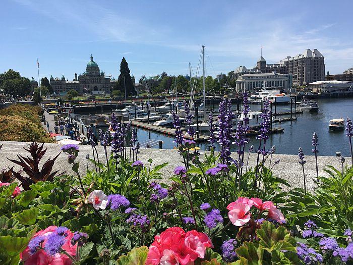 Victoria BC Canada, Inner Harbour
