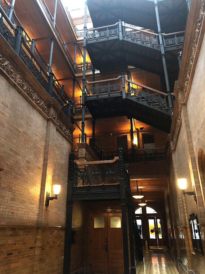Bradbury Building, DTLA