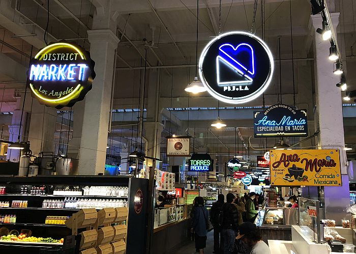 Grand Central Market, DTLA
