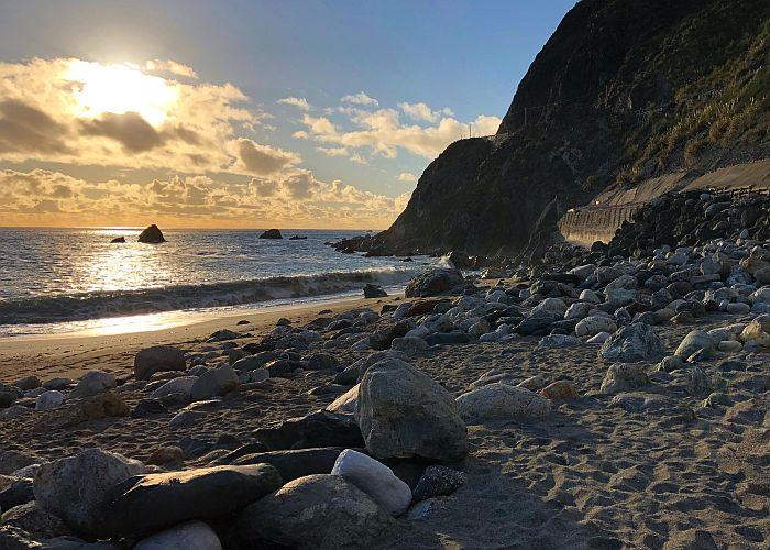 Limekiln State Park Beach, Big Sur