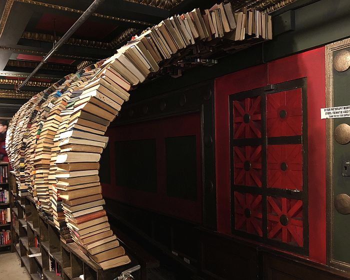 The Last Bookstore, DTLA