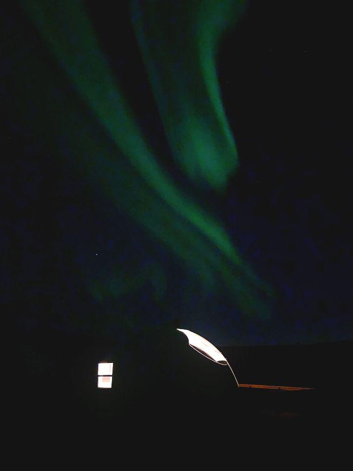 dome at Borealis Basecamp
