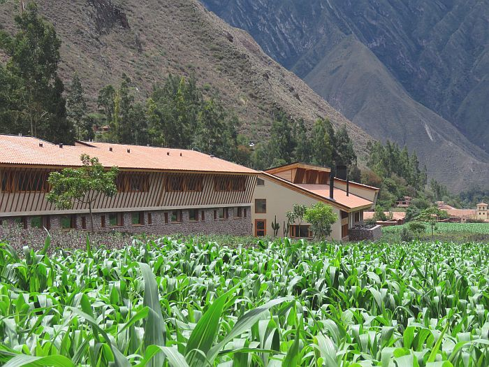 Outside photo explora Sacred Valley, Peru