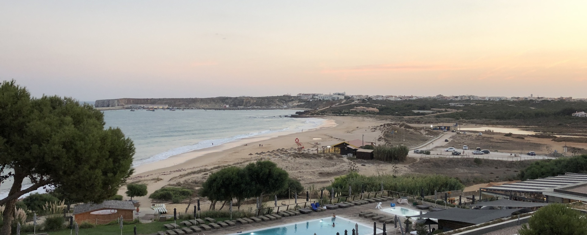 Sunset Sunday In Martinhal Sagres Beach Family Resort Portugal