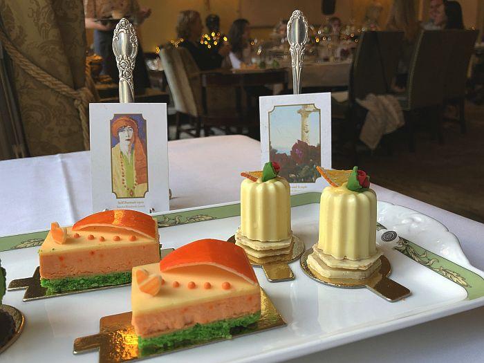 Art Tea at The Merrion Hotel