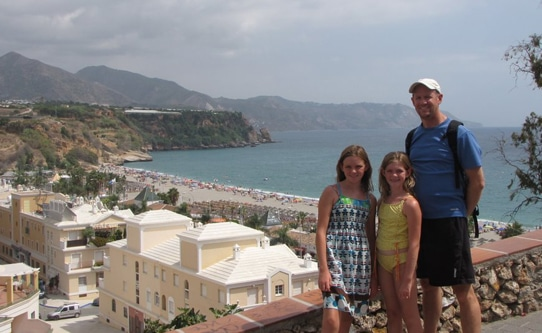 family-photo-nerja-spain